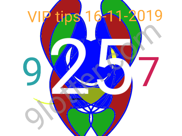 VIP tips 16-11-2019 Thai lottery today