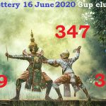 Thai lottery 16 June 2020 3up clues